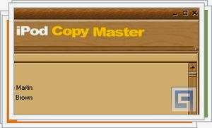 iPod Copy Master 5.4.5 Download