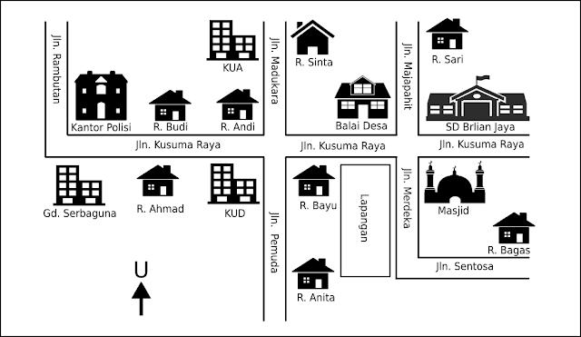 Soal UAS Bahasa Indonesia Kelas 4 (Empat) SD Semester 1 (Ganjil) dan Kunci Jawaban