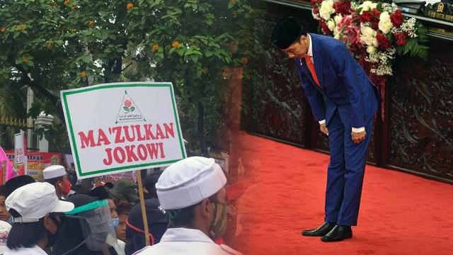 RUU HIP dan Pemakzulan Jokowi