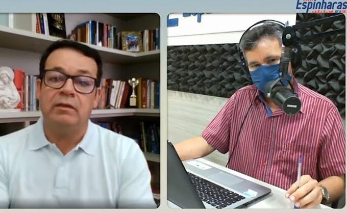 """""""Patos tem que assumir sua vocação de cidade líder no Sertão"""", afirma Dr. Ramonilson em entrevista"""