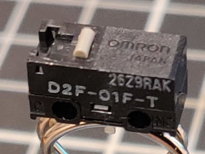 OMRON D2F-01F-T