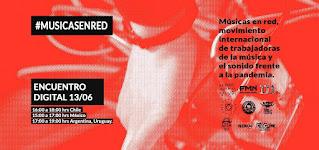 músicas en red consolida su internacionalización con participación en encuentro internacional este 13 de junio de 2020