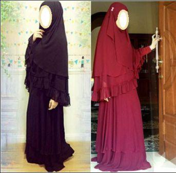 gambar hijab muslim syari