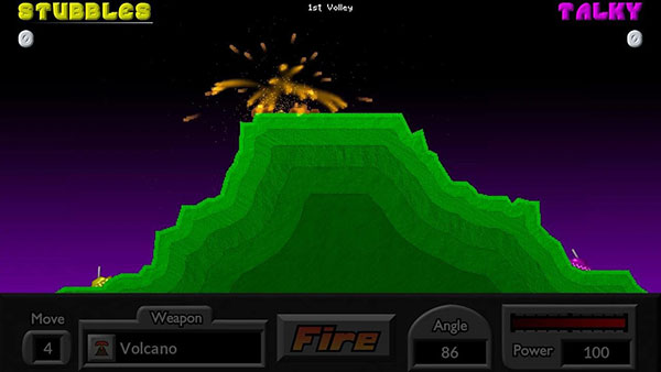 Pocket Tanks‏