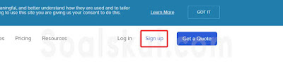 langkah 1 merubah link gform ke bit.ly custom