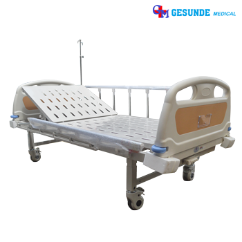 Bed Pasien ABS 1 Engkol | Hospital Bed 1 Crank KY105S & ABS-1MB