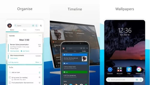 Microsoft has updated Android Launcher with many expected features