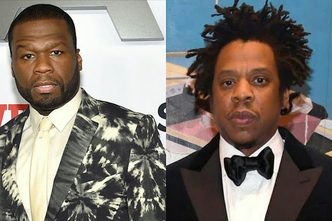 It's 2020 50 Cent Puts Jay-Z and Roc Nation to Blast