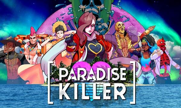 Paradise Killer Free Download PC Game
