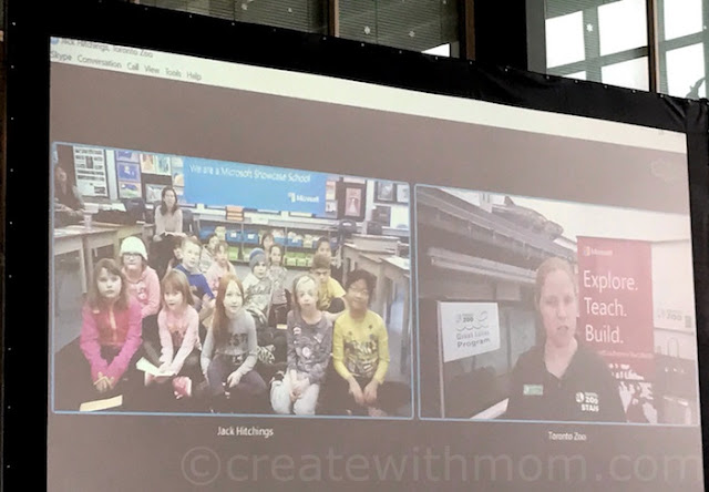 microsoft skype #exploreteachbuild