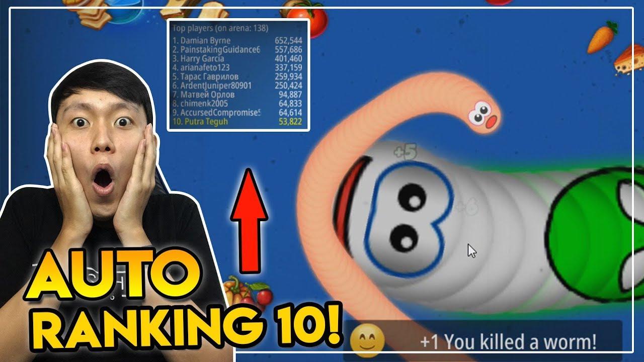 Tutorial Jadi Youtuber Gaming Modal Game Cacing! (Android/PC)