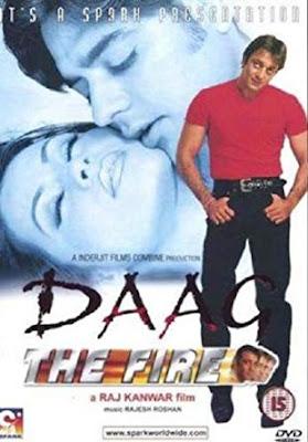 Daag the fire 1999 Hindi 720p WEB-DL 1.4GB