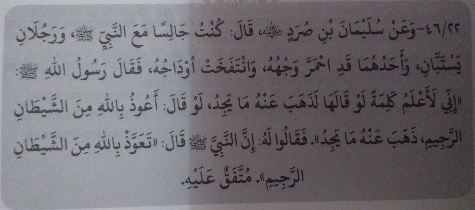 Hadits Riyadhus Shalihin - Keutamaan Sabar