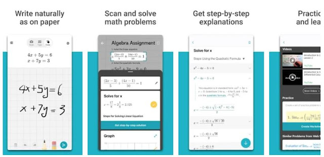 Download & Install Microsoft Math Solver Mobile App
