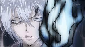 """los han'yō, o """"Humanos mitad demonios"""" resultado de la union de un Yokai y un humano"""