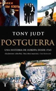 Postguerra: una historia de Europa desde 1945 / Tony Judt