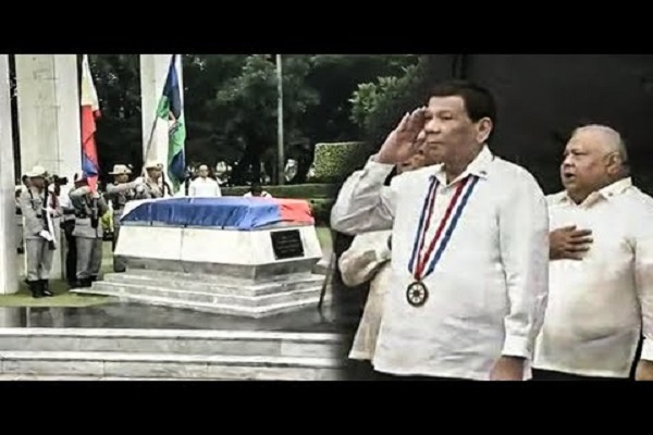 PRES DUTERTE ATTENDS THE NATIONAL HEROES DAY AT LIBINGAN NG MGA BAYANI -DUTERTE LATEST VIDEO 8-27-18