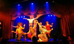 Cirque Theater: The Cirque Magique & Cirque by Night.