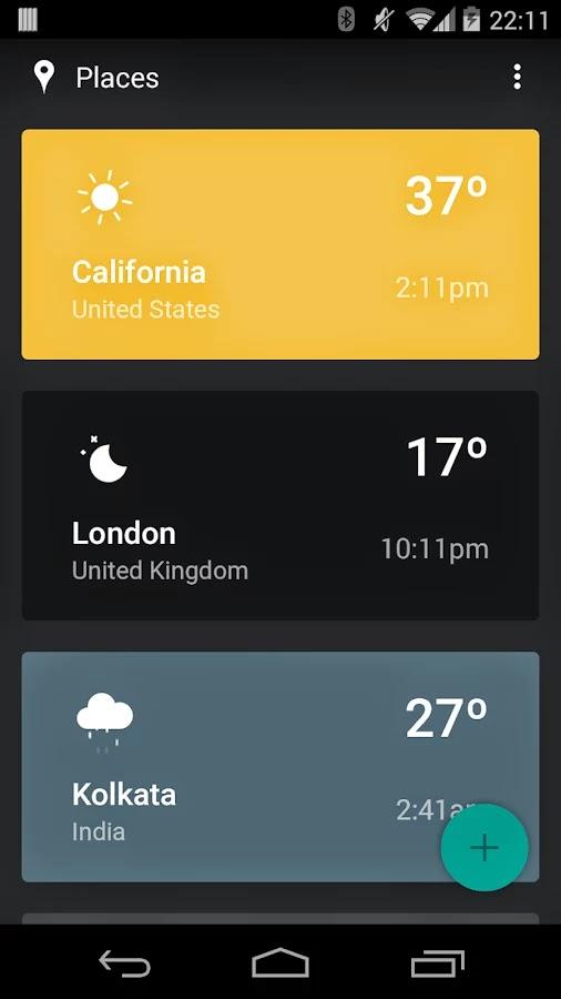 Weather Timeline - Forecast v1.6.1.8 Apk