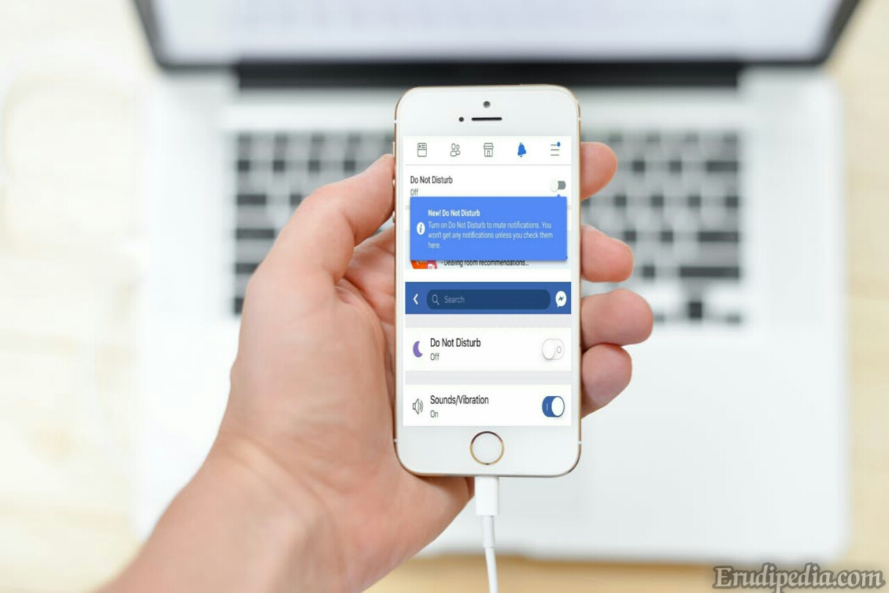 Facebook and Instagram to get Do not disturb feature