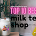 Top 10 Best Milktea shop in Tarlac City to try!