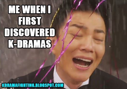7 times K-dramas make us act like overly emotional children