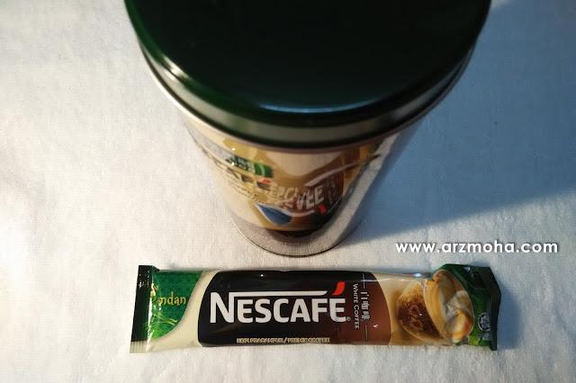 nescafe perisa baru, nescafe pandan, produk terbaik dari nescafe, nescafe sudah ada di lazada,