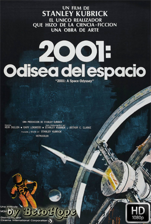 2001 Una odisea del espacio 1080p Latino