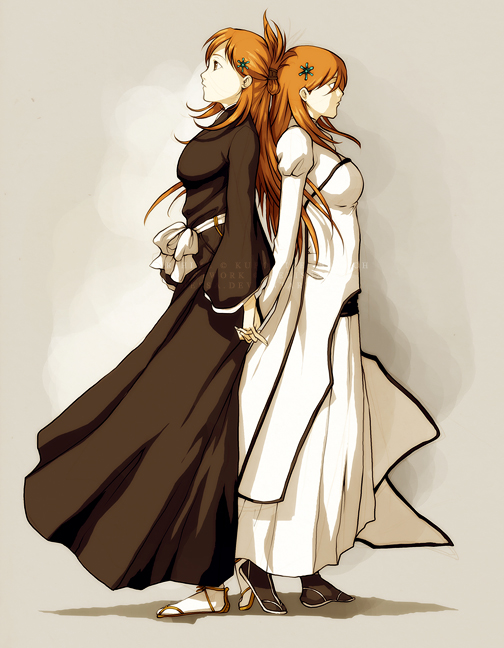 Orihime Inoue, den mest attraktive pige i Bleach - Naruto-5264