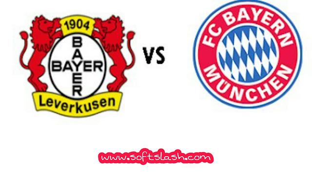 شاهد مباراة Bayern Munich vs Bayern 04 leverkusen live بمختلف الجودات