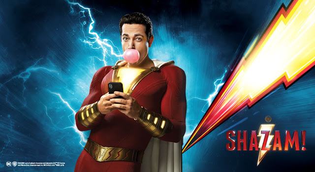 Top Action Movies of 2019-Shazam!