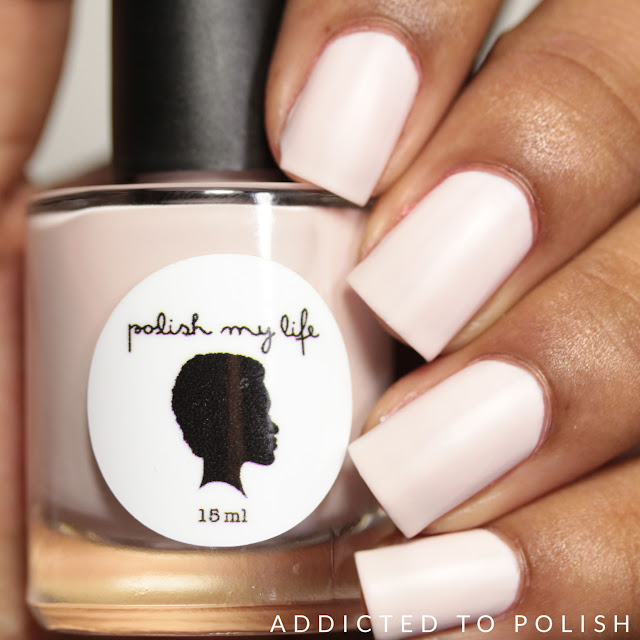 Polish My Life Picture It Thank You for Being a Friend Collection