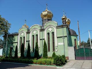 Черкаси. Кафедральний собор Святої Трійці