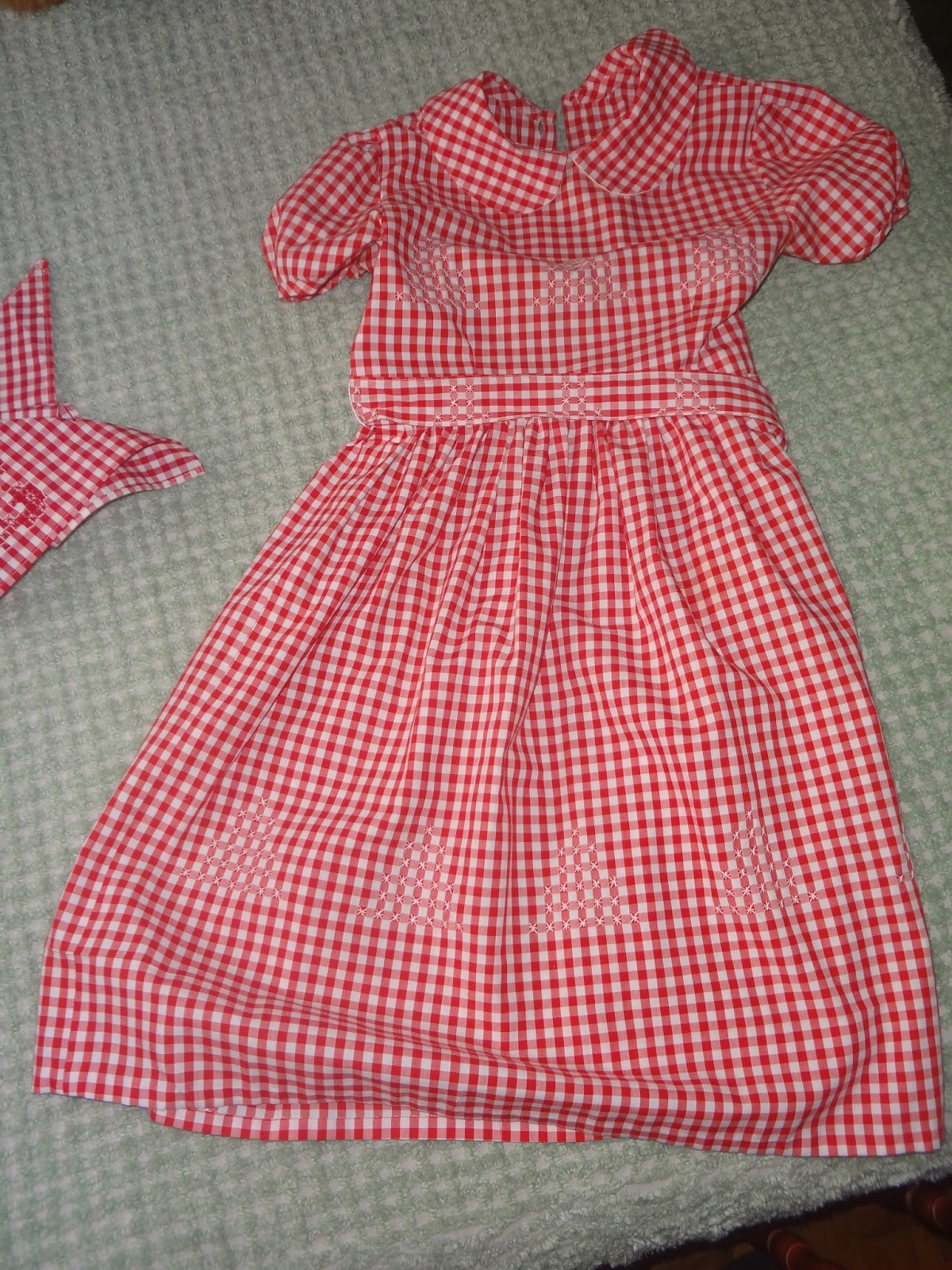 Vestido de cuadros 3 - 2 9
