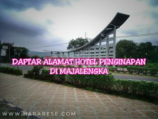Hotel penginapan di majalengka