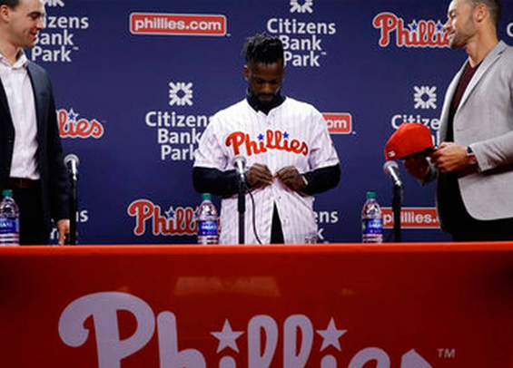 Philadelphia Phillies welcome Andrew McCutchen
