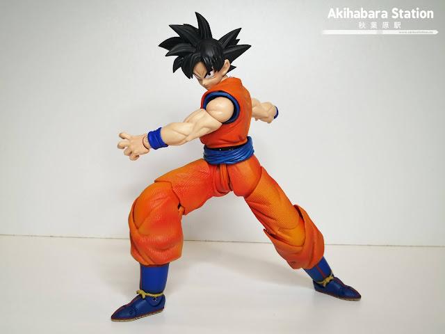 Review de Imagination Works Son Goku 1/9 de Dragon Ball Z - Tamashii Nations