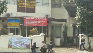 Terkini ! Pelaku Bom Panci yang Dikepung Tuntut Pembebasan Tahanan Densus