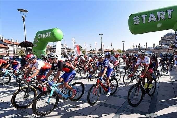 طواف ميفلانا لدراجات (تركيا): لعقاب عز الدين في المركز 21 في المرحلة الثالثة
