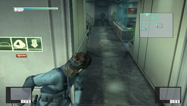 Metal Gear Solid HD Collection (USA) [NoNpDrm] PS VITA Screenshots #1