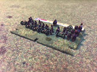 6mm French artillery