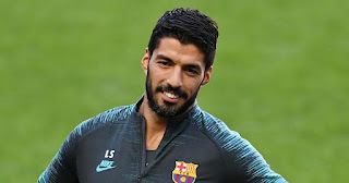 Luis Suarez set to be included in the squad to face Girona Wednesday