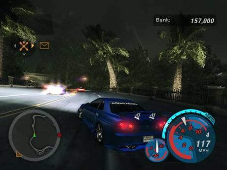 Need for Speed Underground 2 Gameplay Screenshot