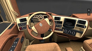 New Renault interiors by Bronco