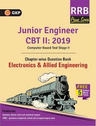RRB JE  Question Bank - Electronics & Allied Engineering