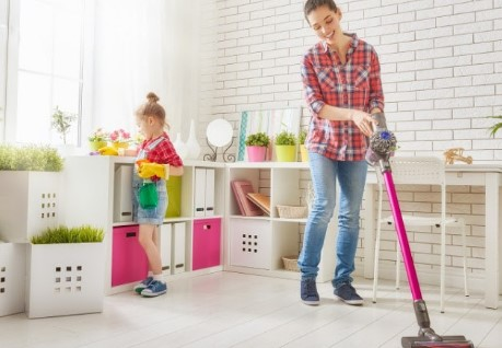 The Importance of Home Cleanliness to Maintain Family Health
