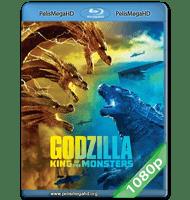 GODZILLA II: EL REY DE LOS MONSTRUOS (2019) 1080P HD MKV ESPAÑOL LATINO