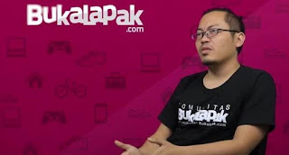 Achmad Zaky Owner Bukalapak
