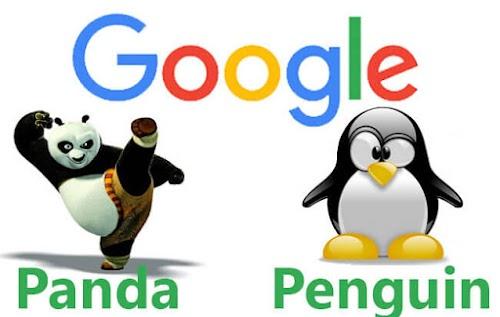 افضل ادوات لمعرفة اذا كان موقعك مصاب بتحديث جوجل باندا والبطريق