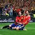 Isco brilha, marca dois e Espanha vence a Itália no Bernabéu